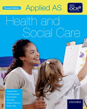 Applied AS Health  Social Care Student Book for OCR