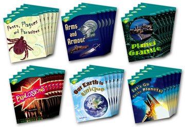Oxford Reading Tree: Level 16: TreeTops Non-Fiction: Class Pack (36 books, 6 of each title)