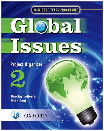 Global Issues: MYP Project Organizer 2