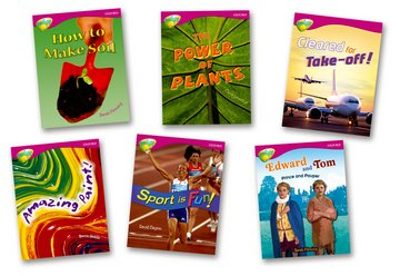 Oxford Reading Tree: Level 10: Treetops Non-fiction: Pack (6 books,1 of each title)