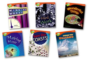 Oxford Reading Tree: Level 13: Treetops Non-Fiction: Pack (6 books, 1 of each title)
