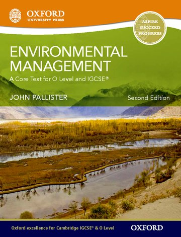 Geography secondary oxford university press environmental management for cambridge o level igcse student book fandeluxe Gallery