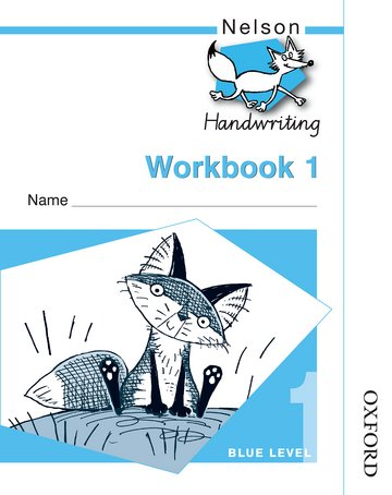 Nelson handwriting workbook 1 pdf