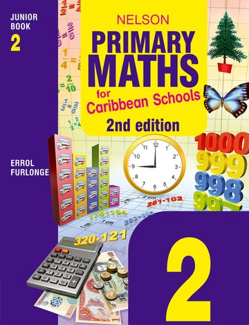 Nelson Primary Maths for Caribbean Schools Junior Book 2
