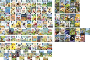Read Write Inc. Phonics Book Bag Books: Fiction and Non-Fiction Super Easy Buy Pack