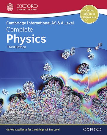 Cambridge International AS  A Level Complete Physics