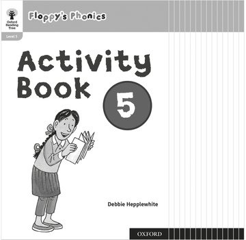 Oxford Reading Tree: Floppy's Phonics: Activity Book 5 Class Pack of 15