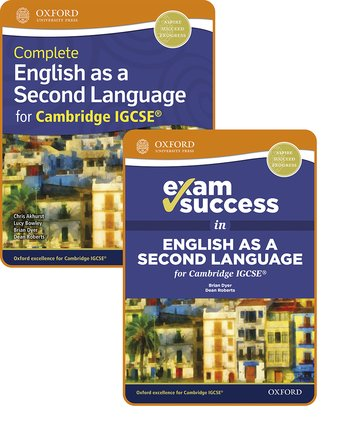 Complete English as a Second Language for Cambridge IGCSE: Student Book  Exam Success Guide Pack