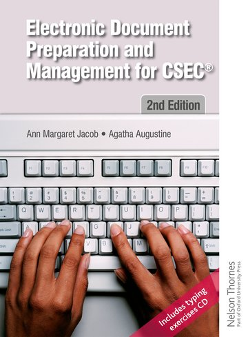 Electronic Document Preparation and Management for CSEC