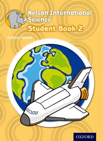 Nelson International Science Student Book 2