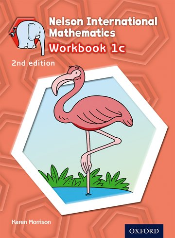 Nelson International Mathematics Workbook 1c