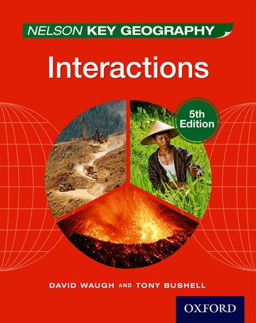 Nelson Key Geography Interactions Student Book: Oxford