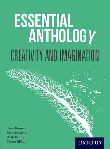 Essential Anthology: Creativity and Imagination Student Book