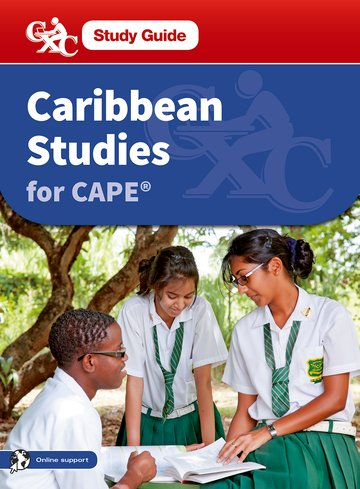 Caribbean Studies CAPE