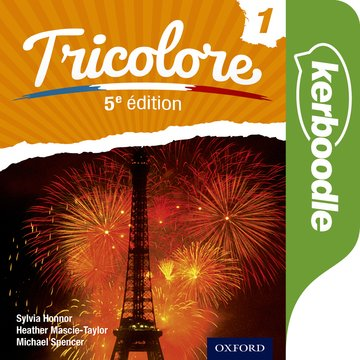 Tricolore Kerboodle 1: Resources  Assessment