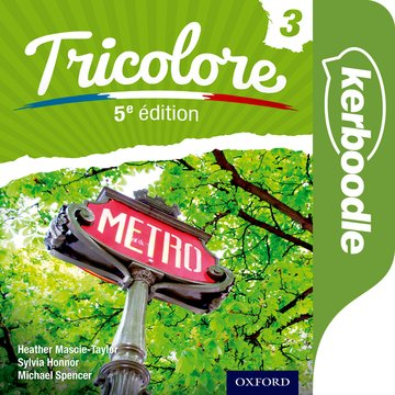 Tricolore Kerboodle 3: Resources  Assessment