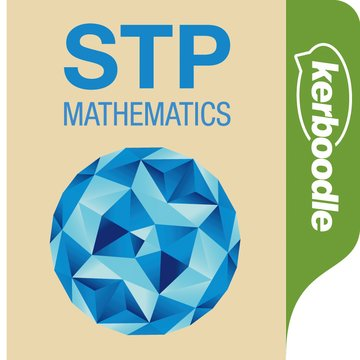 STP Mathematics Kerboodle Online Resource: for Key Stage 3: Online