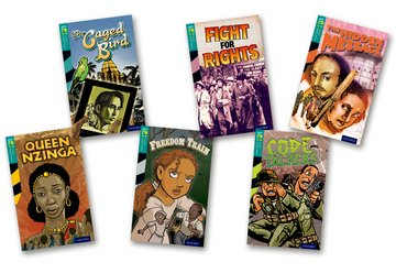 Oxford Reading Tree TreeTops Graphic Novels: Level 16: Pack of 6