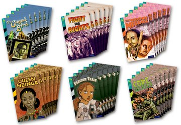 Oxford Reading Tree TreeTops Graphic Novels: Level 16: Pack of 36