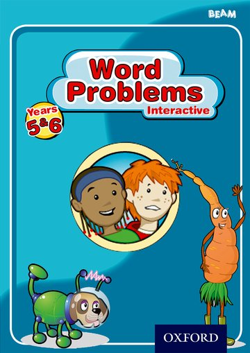 Word Problems Interactive Years 5  6