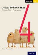 Oxford Mathematics Primary Years Programme Student Book 4