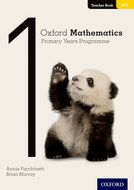 Oxford Mathematics Primary Years Programme Teacher's Book 1