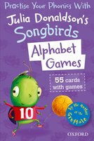 Oxford Reading Tree Songbirds: Alphabet Games Flashcards