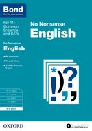Bond: English: No Nonsense