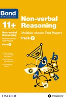 Bond 11+: Non-verbal Reasoning: Multiple-choice Test Papers