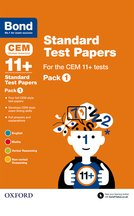 Bond 11+: CEM: Standard Test Papers