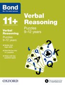 Bond 11+: Verbal Reasoning: Puzzles