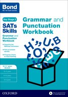 Bond SATs Skills: Bond Grammar and Punctuation 10-11 Stretch (pack of 15)