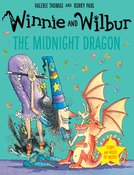 Winnie and Wilbur: The Midnight Dragon with audio CD
