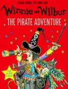 Winnie and Wilbur: The Pirate Adventure with audio CD