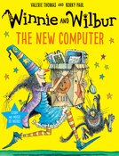 Winnie and Wilbur: The New Computer with audio CD