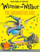Winnie and Wilbur: The Broomstick Ride with audio CD