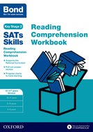 Bond SATs Skills: Reading Comprehension Workbook 10-11 Years Stretch Pack of 15
