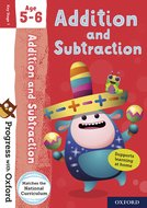 Progress with Oxford:: Addition and Subtraction Age 5-6