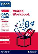 Bond SATs Skills: Maths Workbook 9-10 Years Pack of 15