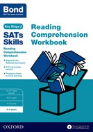 Bond SATs Skills: Reading Comprehension 8-9 Years Pack of 15