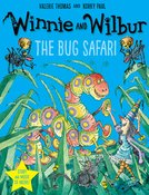 Winnie and Wilbur: The Bug Safari pb&cd