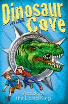 Dinosaur Cove Cretaceous: Attack of the Lizard King