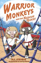 Warrior Monkeys and the Rescue Quest