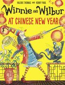 Winnie and Wilbur at Chinese New Year