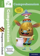 Progress with Oxford:: Comprehension: Age 7-8