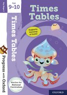 Progress with Oxford:: Times Tables Age 9-10
