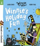 Read with Oxford: Stage 4: Winnie and Wilbur: Winnie's Holiday Fun