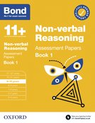 Bond 11+: Bond 11+ Non Verbal Reasoning Assessment Papers 9-10 years Book 1