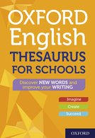 Oxford English Thesaurus for Schools