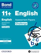 Bond 11+: Bond 11+ English Challenge Assessment Papers 9-10 years